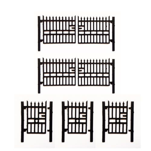 lx008 lx011 laser cut 6ft wrought iron railings  u0026 gates